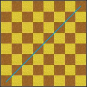 Большая дорога в русских шашках