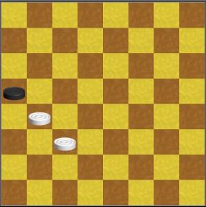 Правила игры в русские шашки - условия победы
