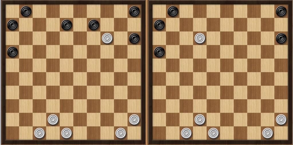 Как сделать шашки на javascript