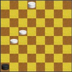 Правила игры в русские шашки - условия ничьи