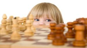 12 игр для начала обучения детей шахматам