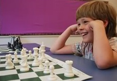Игры для обучения детей шахматам в радость