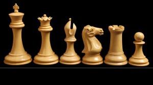 Стаунтон. Шахматный набор