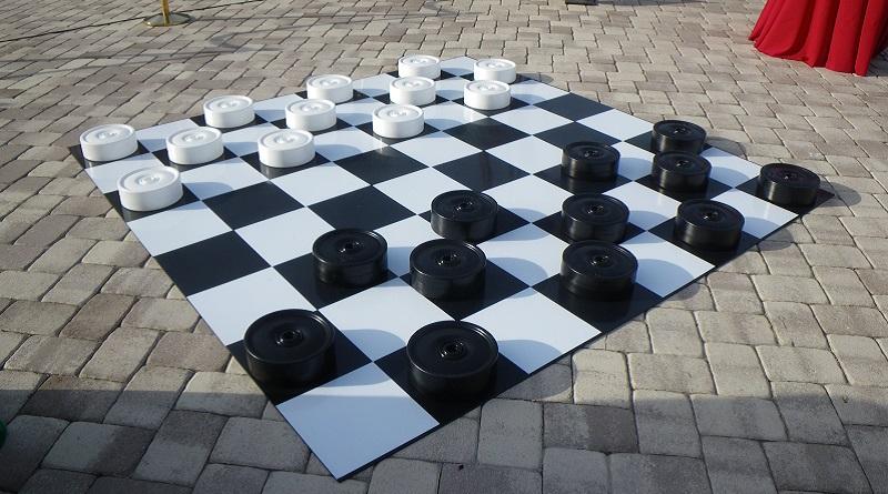 Комбинация в шашках