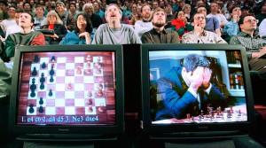 История шахмат. Каспаров - Дип Блю