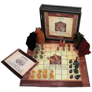 История шахмат. Чатуранга