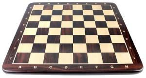 Шахматная доска с нотацией