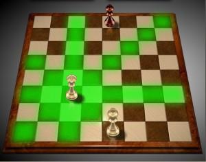 Правила игры в шахматы. Ферзь