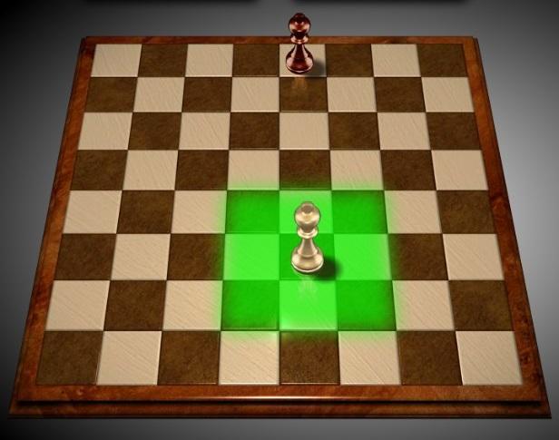 Правила игры в шахматы. Король