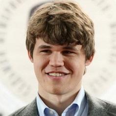 Действующий чемпион мира - Карлсен