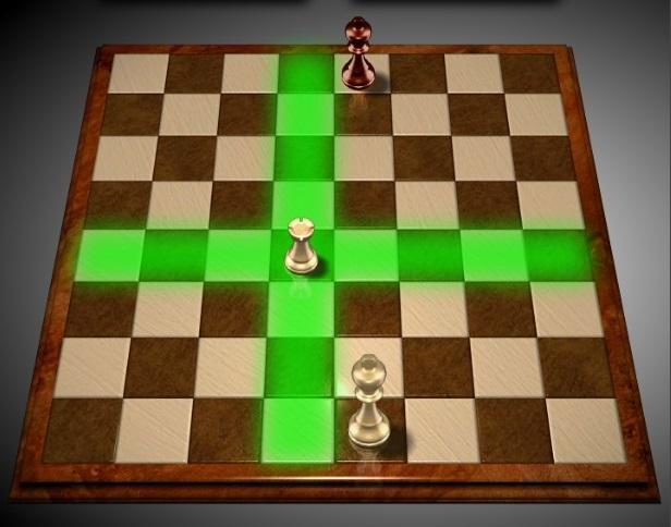 Правила игры в шахматы. Ладья