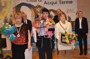 Women 65 -Chess Championship 2015