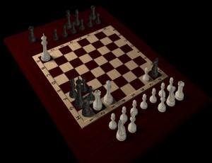 Шахматный конь - Хамелеон. Как его перехитрить?