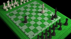 Шахматный конь - Хамелеон