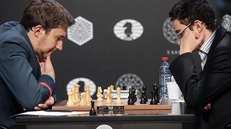 Сергей Карякин поборется за шахматную корону.