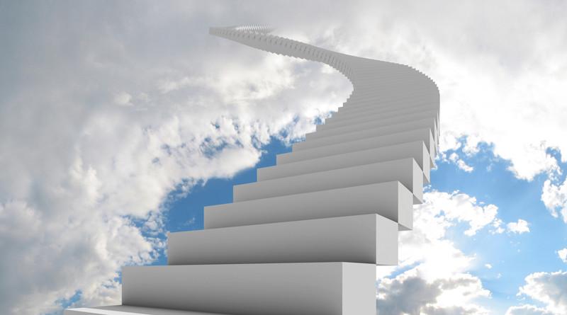 Лестница в го