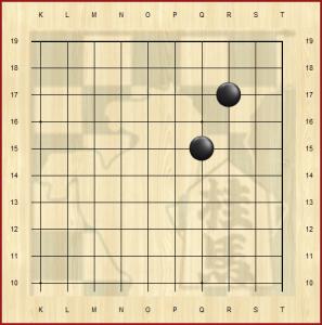 шимари (shimari) 3-3 5-4
