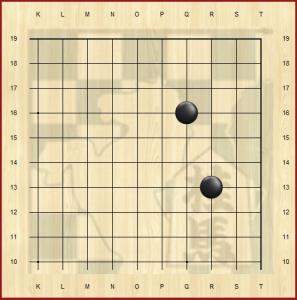 шимари (shimari) 4-4 7-3