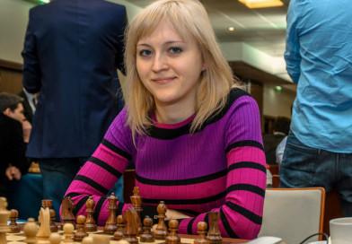 Ушенина Анна – чемпионка Европы.