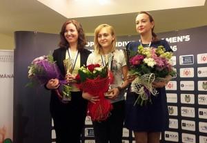 Sabrina Vega, Anna Ushenina, Antoaneta Stfanova